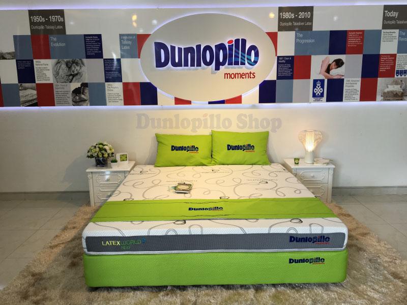Nệm Dunlopillo khuyến mãi Noel và năm mới 2021