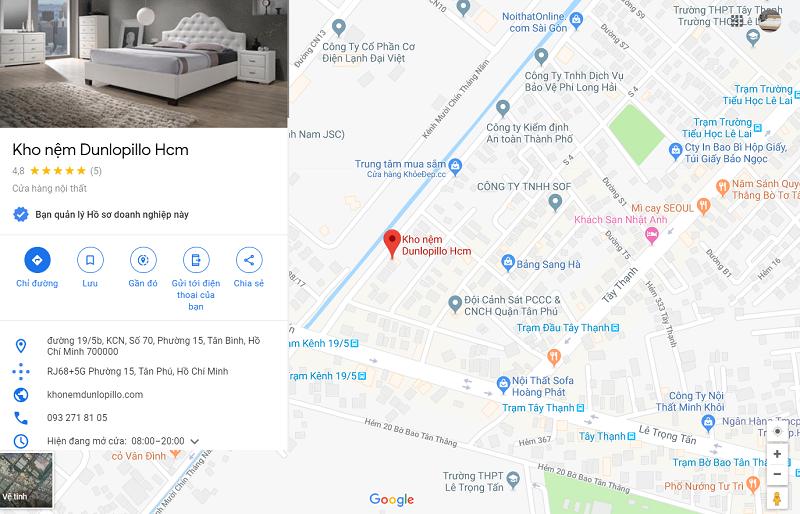 Cách chọn nệm cho căn hộ chung cư