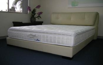 Kingly mattress – Nệm lò xo túi Dunlopillo